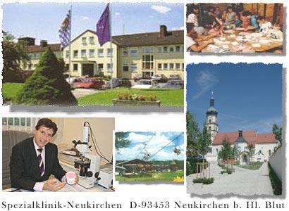 Spezialklinik Neukirchen - Allergieklinik - Umweltklinik - Hautklinik